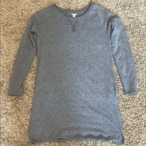 Target Sweater Dress With Pockets (small)